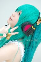 Project DIVA 2 by Onnies