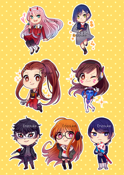Keychain Previews by enzouke