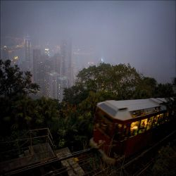 Ghostly Hong Kong XVI by photoport