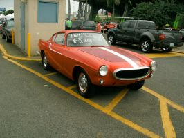 1964 Volvo 1800 coupe by Mister-Lou