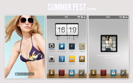 Summer Fest. by antzdroid