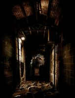 Dark Alley by ChrisKora