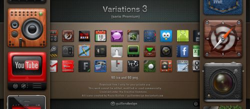 VARIATIONS 3 by GuillenDesign