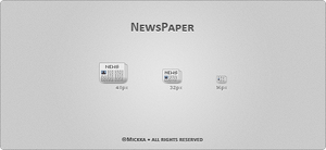 NewsPaper by Mickka