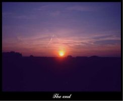 To The end by kilou