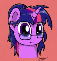 Nerdy Twilight by sheandog