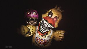 Not The Chica We Know.... by Odrios