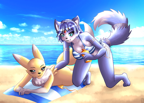 Summer day by killer99