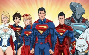 Super-Family by phil-cho