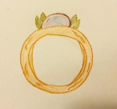 The Engagement Ring. by lionqueen1067