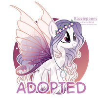 Morning Glory Auction [CLOSED] by Kazziepones