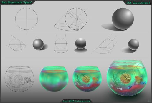 Sphere tutorial by Azot2018
