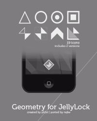 Geometry for JellyLock by nqlw
