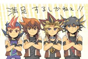 Team Yugioh by Crystal899