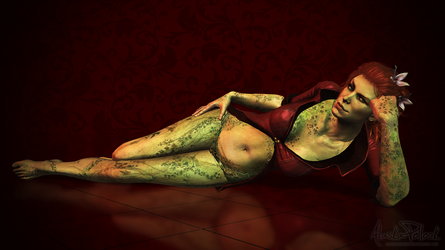 Poison Ivy - Seductive Red(ux) (Updated) by Alaska-Pollock