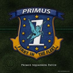 BSG Primus Patch by vectorgeek