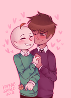 Happy together by KoffeeSpace