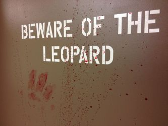 Beware of the Leopard by Stuntman42