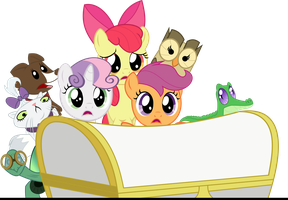 CMC and Pets by ImPlatinum