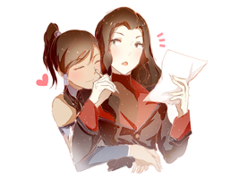 Korrasami by cirel0209
