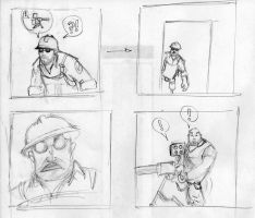 TF2 - Engie's bad day pt 1 by TheRussianFunk