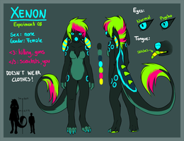Xenon Reference 2016 by Griwi