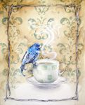 blue bird coffee by Kayla-Noel