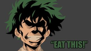 Eat This! (Simple Background)  by TheBlacksmith02