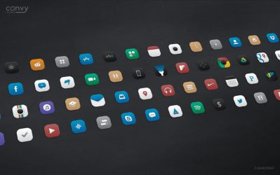Convy Icons by jamestraf
