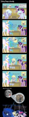 Taking Things Literally by treez123