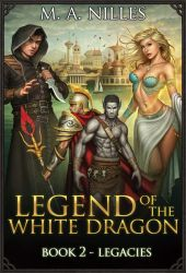 Legend of the White Dragon Book 2 by PRDart