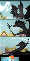 My little pony - the six winged serpent - p27 by Culu-Bluebeaver