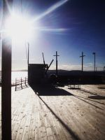 Ontop the Whaling Station by BilbyPDalgyte