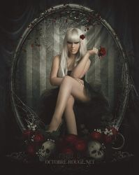 Thorny Beauty by octobre-rouge