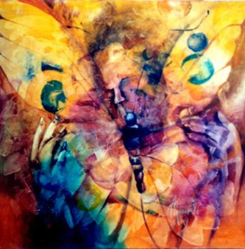 Transfiguration in color by ovena