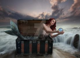 My Mermaid composite by slkendall