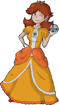 Daisy for Smash by Fanny-CM