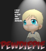 I don't want to play this game anymore - Pewdiepie by Neokillerqc