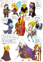 Warcraft III Quotes by haitchu
