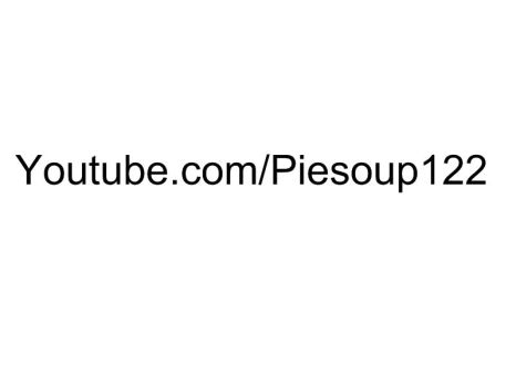 youtube channel by piesoup