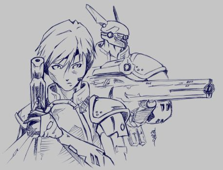 sketch: appleseed by road2damascus