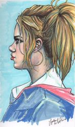 Rose Tyler by Lydia415