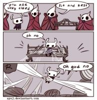 Hollow Knight, doodles 14 by Ayej