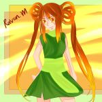 Green? by RavenMomoka