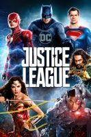 Justice League Digital HD Cover by Artlover67