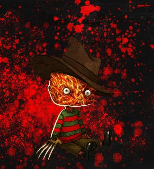 baby freddy by berkozturk
