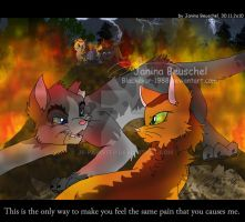 Long Shadows -Feel the Pain by JB-Pawstep