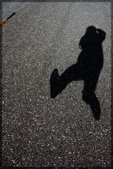 Jump over my shadow by solo-talent