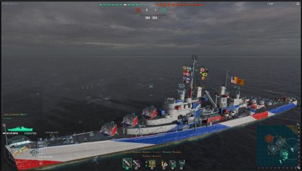 World of Warships by JeanleFrancois