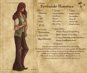 Horizon RPG: Fern by Stellartune
